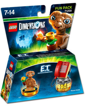 LEGO Dimensions Fun Pack: E.T. (71258)