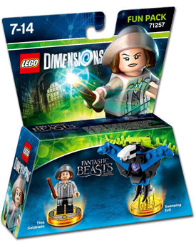 LEGO Dimensions Fun Pack: Fantastic Beasts (71257)