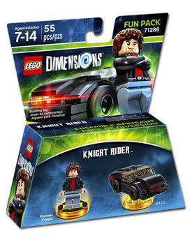 LEGO Dimensions Fun Pack: Knight Rider (71286)