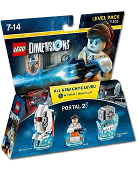 LEGO Dimensions Level Pack: Portal 2 (71203)