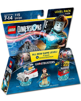 LEGO Dimensions Level Pack: Ghostbusters (71228)