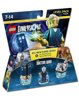 LEGO Dimensions Level Pack: Doctor Who (71204)