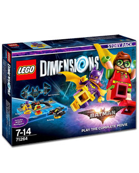LEGO Dimensions Story Pack: Batman Movie (71264)