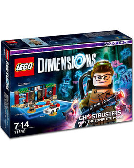 LEGO Dimensions Story Pack: New Ghostbusters (71242)