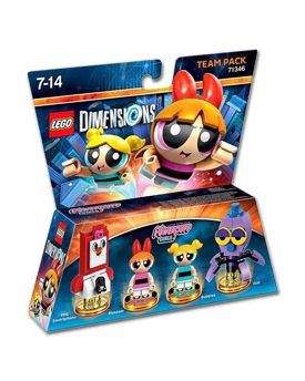 LEGO Dimensions Team Pack: Powerpuff Girls (71346)