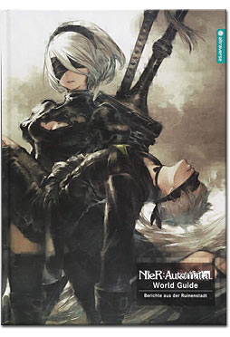 NieR: Automata World Guide