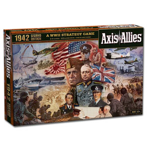 Axis & Allies 1942 - Second Edition -englisch-