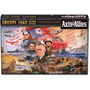 Axis & Allies Europe 1940 - Second Edition -E-
