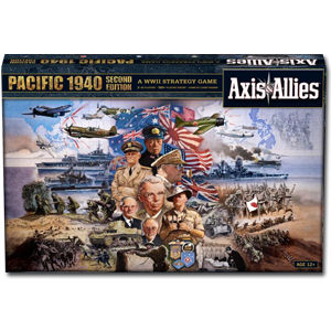 Axis & Allies Pacific 1940 - Second Edition -E-