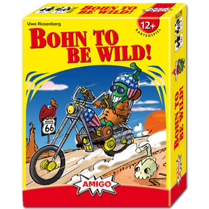 Bohn to be Wild - Bohnanza