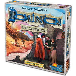 Dominion - Die Intrige