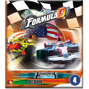 Formula D - 4. Erweiterung: Grand Prix of Baltimore / Buddh