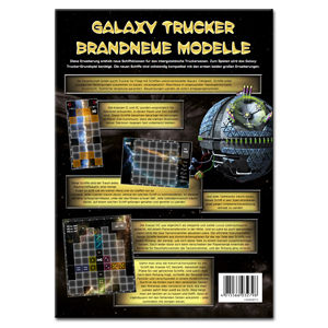 Galaxy Trucker: Brandneue Modelle