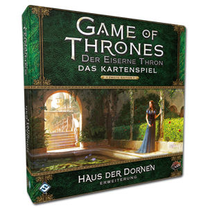 Game of Thrones: Der Eiserne Thron - Das Kartenspiel (2nd Edition): Haus der Dornen