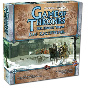 Game of Thrones: Der Eiserne Thron - Das Kartenspiel