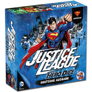 Justice League: Hero Dice - Superman-Set