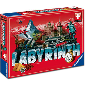 Labyrinth - Swiss Edition