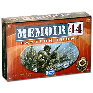 Memoir '44 Expansion Pack: Eastern Front -E-