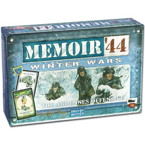 Memoir '44: Winter Wars -E-
