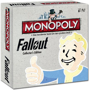 Monopoly: Fallout - Collector's Edition