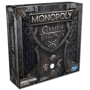 Monopoly - Game of Thrones (Edition 2019)
