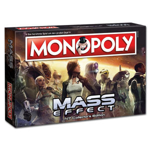 Monopoly - Mass Effect: N7 Collector's Edition