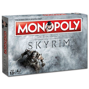 Monopoly - The Elder Scrolls 5: Skyrim