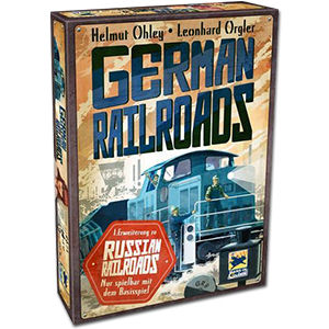 Russian Railroads Erweiterung: German Railroads