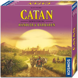 Catan: Händler & Barbaren