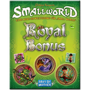 Small World Erweiterung: Royal Bonus