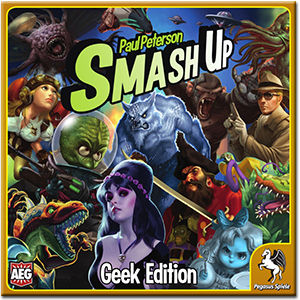 Smash Up - Geek Edition