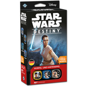 Star Wars: Destiny - Rey Starter-Set
