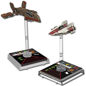 Star Wars: X-Wing Erweiterungs-Set 04