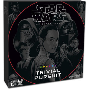 Trivial Pursuit - Star Wars: The Black Series