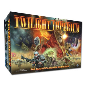 Twilight Imperium - 4. Edition