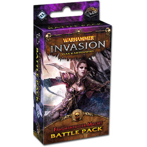Warhammer Invasion: Battle Pack - Fragmente der Macht