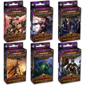 Warhammer Invasion: Battle Pack Set 5 - Blutquest-Zyklus