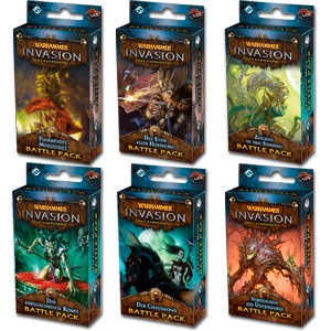 Warhammer Invasion: Battle Pack Set 3 - Morrslieb-Zyklus
