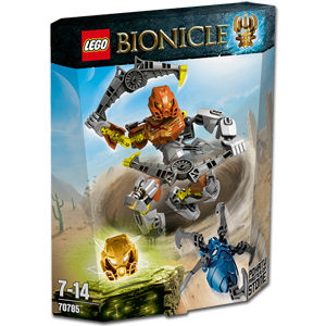 LEGO Bionicle: Pohatu - Meister des Steins (70785)