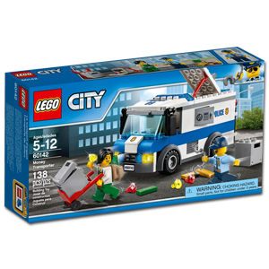 LEGO City: Geldtransporter (60142)