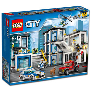 LEGO City: Polizeiwache (60141)