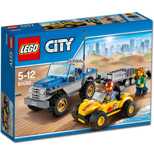 LEGO City: Strandbuggy mit Transporter (60082)