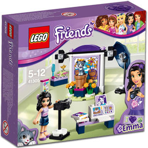 LEGO Friends: Emmas Fotostudio (41305)