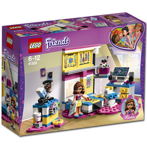 LEGO Friends: Olivias grosses Zimmer (41329)