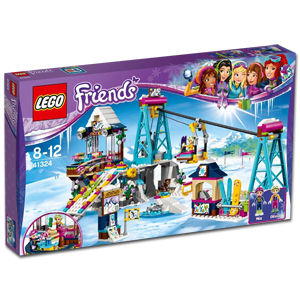 LEGO Friends: Skilift im Wintersportort (41324)