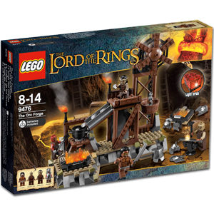 Lego Lord of the Rings: Die Ork-Schmiede