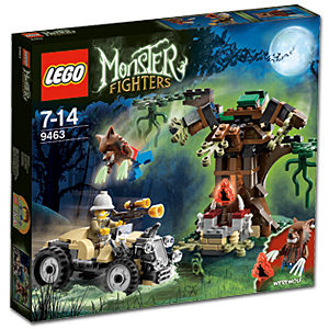 Lego Monster Fighters: Werwolfversteck