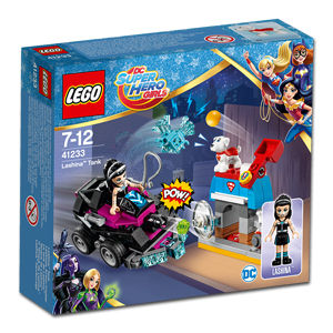 LEGO Super Heroes: Lashinas Action-Cruiser (41233)