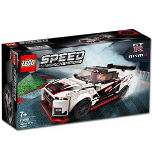 LEGO Speed Champions: Nissan GT-R NISMO (76896)