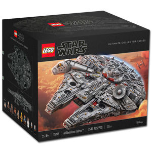 LEGO Star Wars: Millennium Falcon - Ultimate Collector Series (75192)